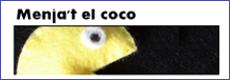Menja el coco